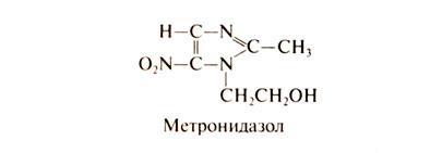 метронидазол от паразитов применение