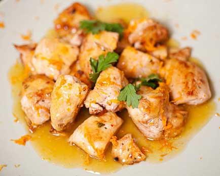 индейка в соусе карри рецепт с фото