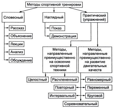 Реферат Методы Обучения Физическим Упражнениям