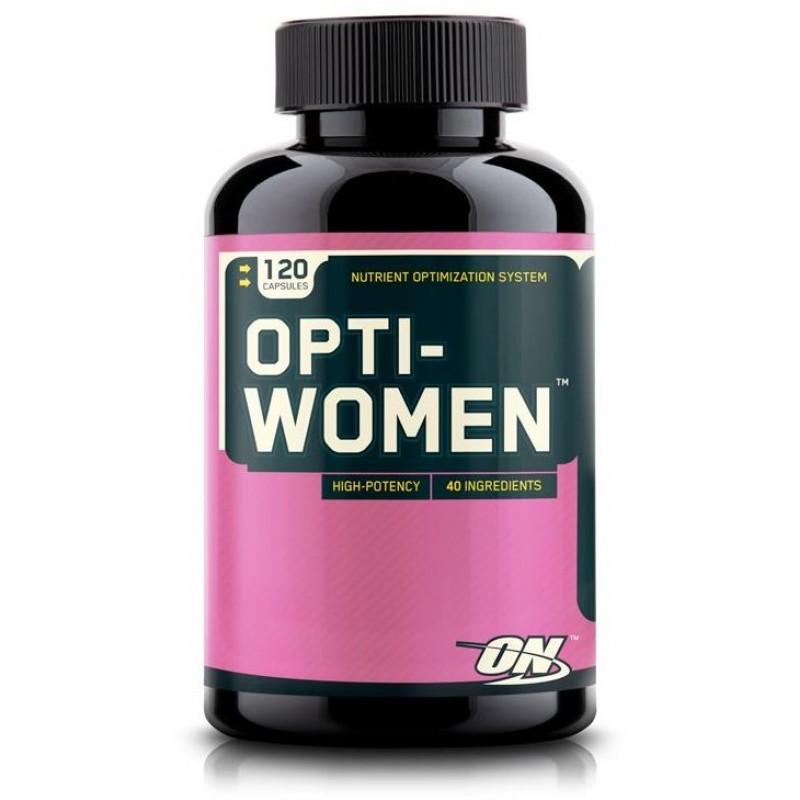 Opti-women-витамины инструкция