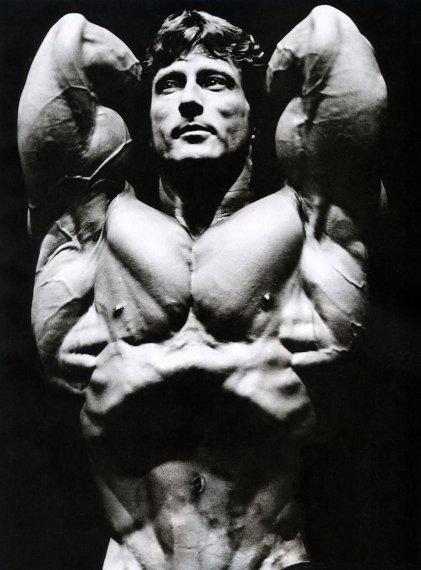 Фрэнк зейн принимал стероиды сустанон 250 цикл