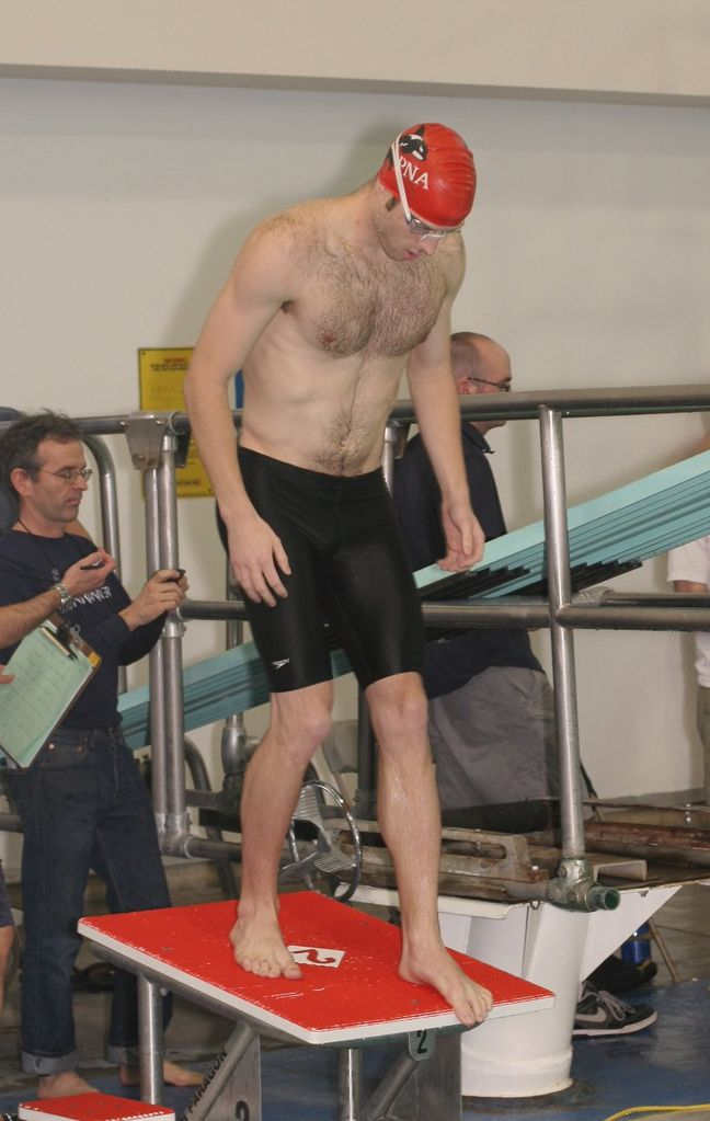 Файл:Man wearing jammer on diving block.jpg