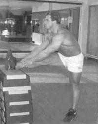 Разминка ног перед тренировкой