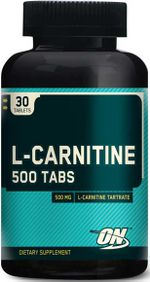 L-Carnitine 500 (Optimum Nutrition)