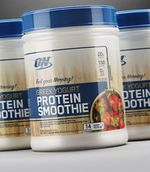 Greek Yogurt Protein Smoothie (Optimum Nutrition)