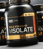 100% Isolate Gold Standard  (Optimum Nutrition)
