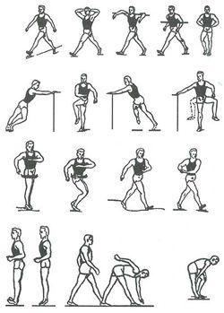 Техника спортивной ходьбы, статьи о фитнесе WellFitness
