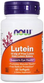 Lutein от NOW
